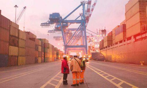 Export, Container, Fracht, Fremdwährung, Auslandsgeschäft