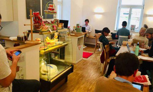 Coworking, Kinderbetreuung, München