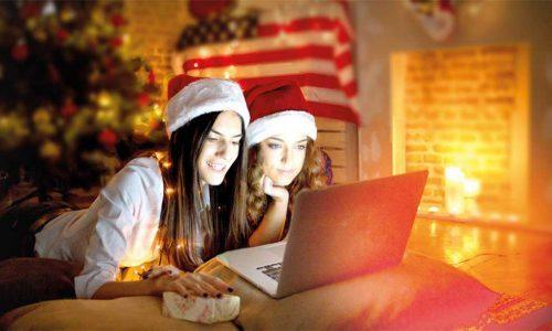 Adventskalender, weihnachten, Geschenke Türchen öffnen