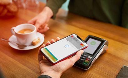 Smartphone, Apple Pay, Zahlmethode