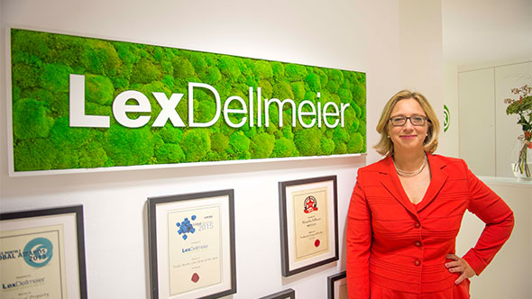 LexDellmeier, Alexandra Dellmeier, Anwaltskanzlei