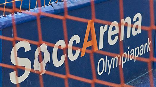 Soccarena, Olympiapark, München, Fußball, Kinder