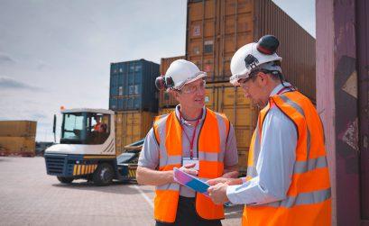 Exporteur, Container, Fracht, Unternehmer, Forfaitierungen, Forderungen,