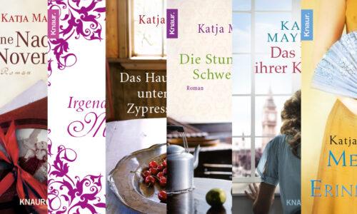 Gewinnspiel, München, Roman, Autorin, Katja Maybach