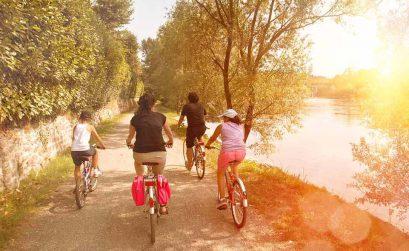 München, Radwege, Runde, Radtour, Rad