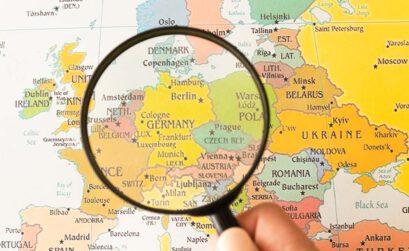 Deutschland, Reise, Urlaub, Corona, Landkarte