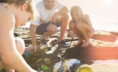 Finanzen, Urlaub, Familie, Versicherungsschutz