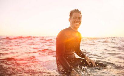 Kitemania, Surfen, Wasser, Board