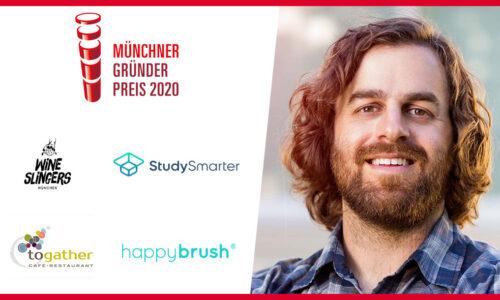 München, Sparkasse, Auszeichnung, Start-up, Gründerpreis