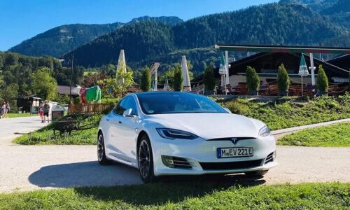 Erfolgsstories, Tesla, Probefahrt, Elektroauto, München, EVO2DRIVE