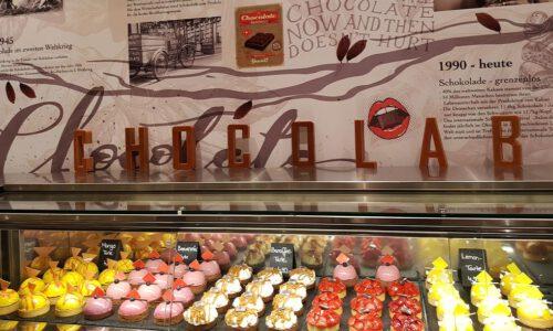 München-Vorteil, Süßspeisen, Chocolaterie, ChocoLab