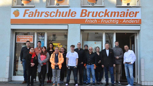München-Vorteil, Führerschein, Fahrlehrer, Prüfung, Vorteile, Fahrschule Bruckmaier