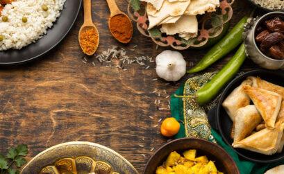 München-Vorteil, Restaurant, Indien, Gericht, Ganga