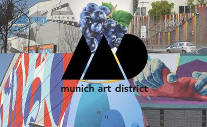 Munich Art District, München, Kunst, Streetart, Künstlerviertel, MAD