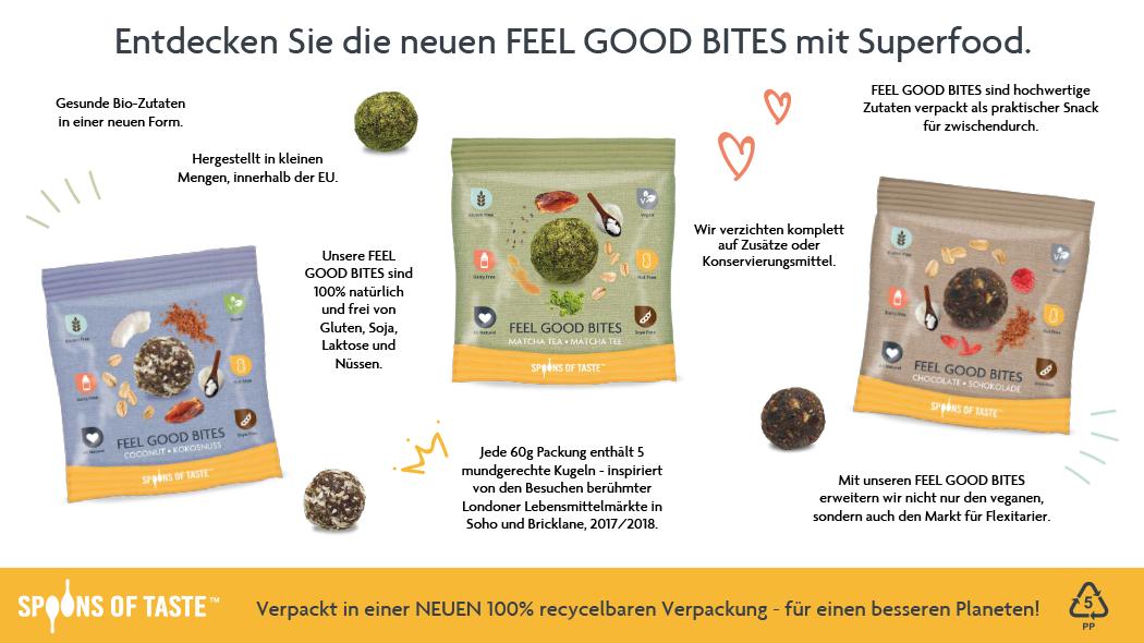 München,Snack-Balls, Sport, Spoons of Taste, Genuss, Müsli, unterwegs
