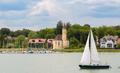 München, See, Ammersee