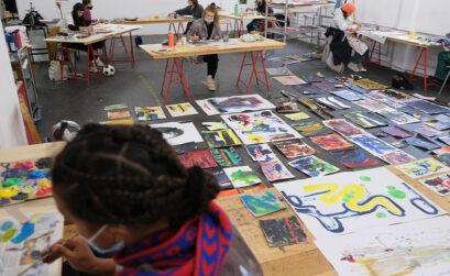 IMAL, Kunstprojekt, Bildung, Ausstellung